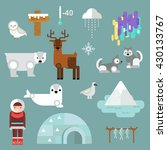 Alaska State Symbols Map And...