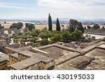 the ruins of medina azahara  a... | Shutterstock . vector #430195033