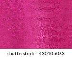 Bright Abstract Mosaic Pink...