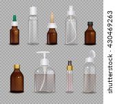 realistic images set of... | Shutterstock .eps vector #430469263