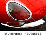 Vintage Car Headlights