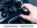 conception of driving a car | Shutterstock . vector #430516153