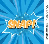 template colorful speech...   Shutterstock .eps vector #430704727