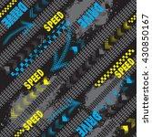 seamless high speed vector...   Shutterstock .eps vector #430850167