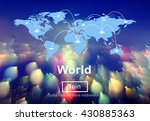 Small photo of World Allover Community Global International Concept