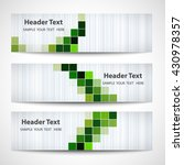 vector design with green... | Shutterstock .eps vector #430978357