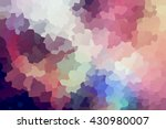 abstract beautiful violet... | Shutterstock . vector #430980007