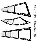 film | Shutterstock .eps vector #43101445