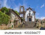 church in the historical center ... | Shutterstock . vector #431036677