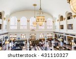 denver  colorado  usa june 1 ... | Shutterstock . vector #431110327