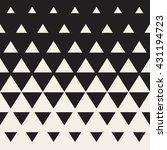 vector seamless white to black... | Shutterstock .eps vector #431194723