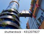 maishima  osaka  japan   august ... | Shutterstock . vector #431207827