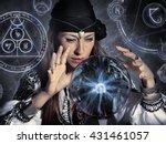 Gypsy Fortune Teller...
