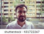 young attractive man   Shutterstock . vector #431722267