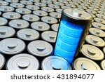electrical energy and power... | Shutterstock . vector #431894077