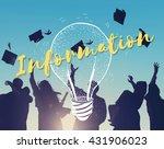 idea brainstorm creative... | Shutterstock . vector #431906023