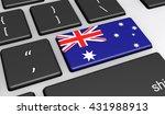 australia digitalization and... | Shutterstock . vector #431988913