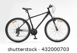 mountain bike | Shutterstock . vector #432000703