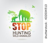 Save The World Stop Hunting...