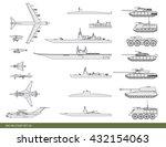 vector illustration. big... | Shutterstock .eps vector #432154063