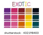 Exotic Color Tone With Code...