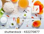 Aromatherapy  Orange Gel And...