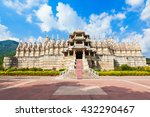 ranakpur temple is a jain... | Shutterstock . vector #432290467