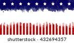 American Flag Grunge Greeting...