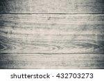 old wood plank texture... | Shutterstock . vector #432703273
