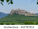 View Spis Castle In Slovakia