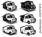 set of templates  design... | Shutterstock . vector #432937873