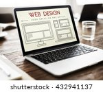 template layout web ui website...