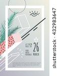 vector illustration for a... | Shutterstock .eps vector #432983647
