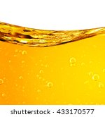 Liquid Flows Yellow  For The...