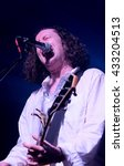 Small photo of The Engine Rooms Southampton - March 4th 2016: Guitarist and lead vocalist Miles Hunt performing with The Wonder Stuff at the Engine Rooms, Southampton, March 4, 2016 in Southampton, Hampshire, UK