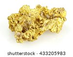 Gold Nugget Found In The Golde...