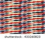 vector seamless patterns....   Shutterstock .eps vector #433260823