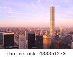 new york   3 31 2016   park... | Shutterstock . vector #433351273