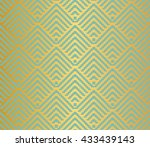 abstract seamless pattern.art... | Shutterstock .eps vector #433439143