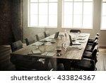 contemporary business wireless... | Shutterstock . vector #433824367