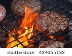 Beef Or Pork Meat Barbecue...