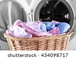 Baby Clothes And Washing...