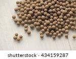 close up desiccant natural... | Shutterstock . vector #434159287