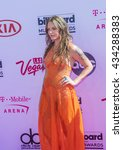 las vegas   may 22   singer... | Shutterstock . vector #434288383