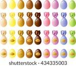vector illustration of various...   Shutterstock .eps vector #434335003