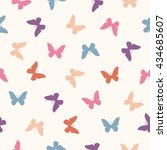 Vector Seamless Pattern   Flat...