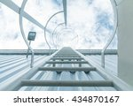 Pipe Rack Fixed Ladder