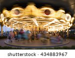 Carousel In Running Shot By...