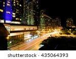 downtown toronto condo luxury... | Shutterstock . vector #435064393