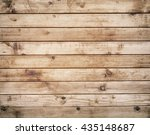 old wood background | Shutterstock . vector #435148687